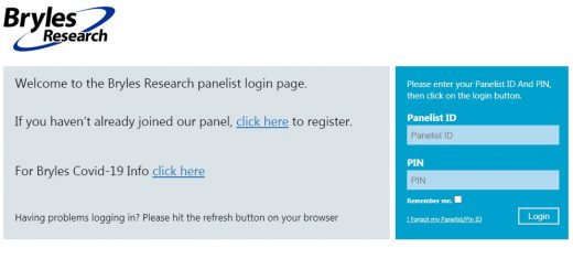 bryles research login