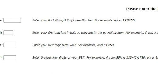 pfj employee login