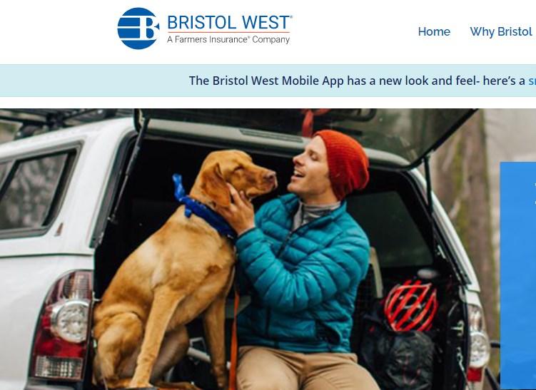 bristol west agent login
